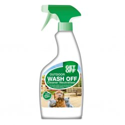 Get Off Outdoor Wash Off Spray 500 ml Vapet