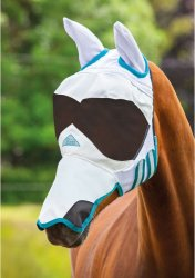 Flughuva Ultra Pro Fly Mask Shires