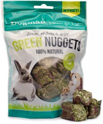 Green Nuggets Natural 120 g Dogman