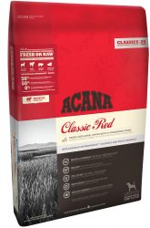 Hundfoder Dog Classic Red Acana