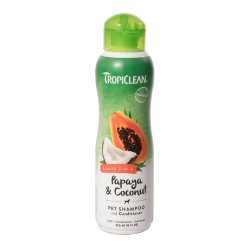 Tropiclean Hundschampo Luxury Papaya & Coconut