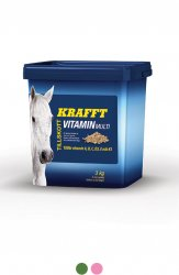 Vitamin Multi Pellets 3 kg Krafft
