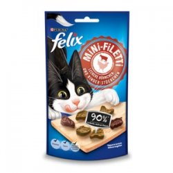 Kattgodis Latz Filetti 40 g