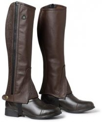 Leggings Soft Rider Brown Mountain Horse