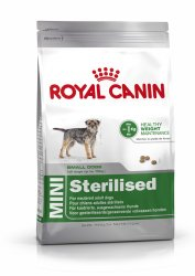 Hundfoder Mini Sterilised Royal Canin