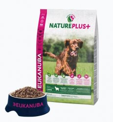 Hundfoder Puppy Nature+ All Breeds Lamb Eukanuba