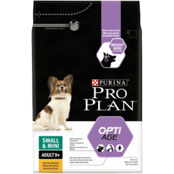 Hundfoder Small & Mini Adult 9+ OPTIAGE Pro Plan