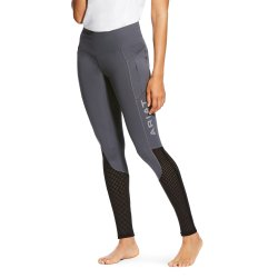 Ridtights Eos Knee Patch Grey Ariat