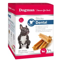 Sticks Dental S 7 st/fp Dogman