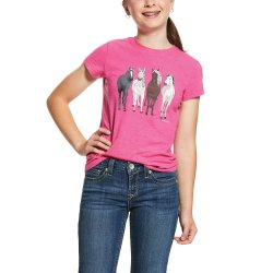 T-Shirt Girls 360 View Ariat
