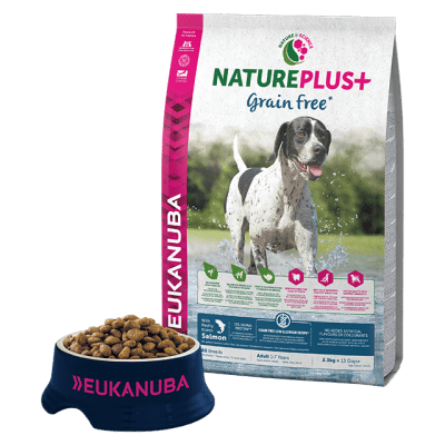 Hundfoder Adult All Breeds Nature+ Eukanuba