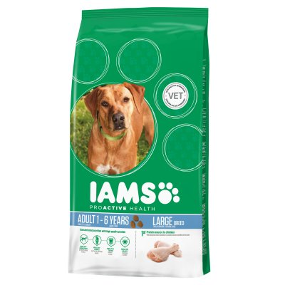 Hundfoder Adult Large Iams