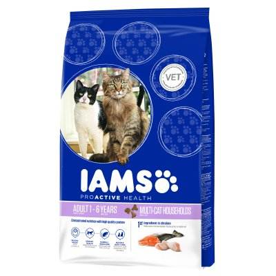 Kattfoder Adult Multi Cat Iams