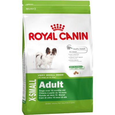 Hundfoder Adult X-small Royal Canin